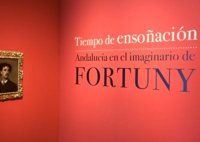 TIEMPO DE ENSOÑACIÓN. ANDALUCÍA EN EL MINAGINARIO DE FORTUNY
