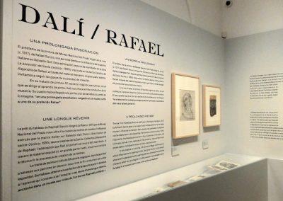 DALÍ / RAFAEL