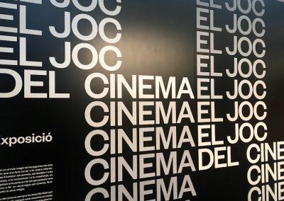 EL JOC DEL CINEMA