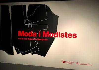 MODA I MODISTES