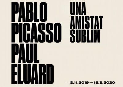 PABLO PICASSO - PAUL ELUARD