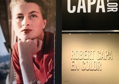 ROBERT CAPA EN COLOR