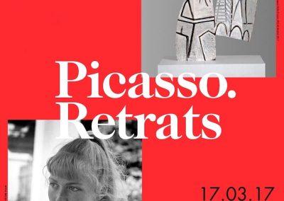 PICASSO. RETRATS