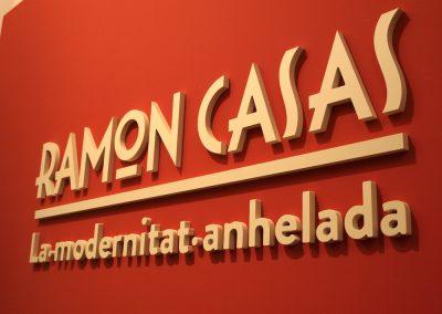 RAMON CASAS: LA MODERNITAT ANHELADA