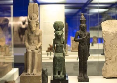 ANIMALS I FARAONS EL REGNE ANIMAL A L'ANTIC EGIPTE