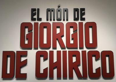 EL MÓN DE GIORGIO DE CHIRICO