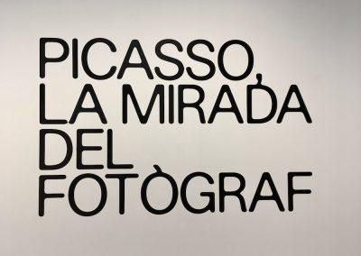PICASSO, LA MIRADA DEL FOTÒGRAF