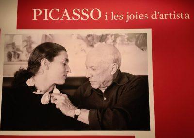 PICASSO I LES JOIES D'ARTISTA