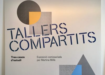 TALLERS COMPARTITS